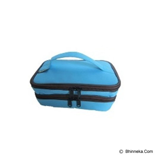 DE'RICH Tas Kosmetik Susun [TKS] - Blue - Tas Kosmetik / Make Up Bag